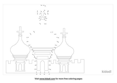medium-russian-castle-dot-to-dot