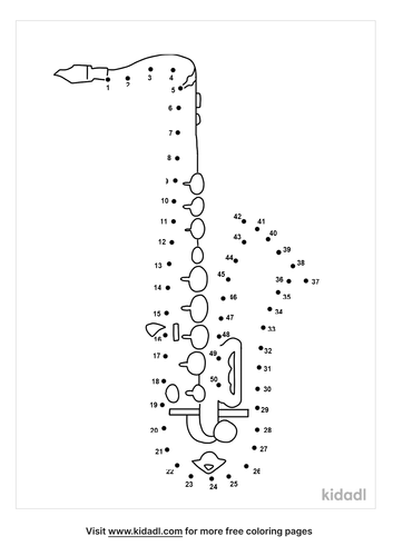 medium-saxophone-dot-to-dot