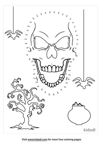 medium-scary-theme-dot-to-dot