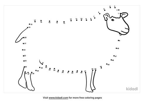 medium-sheep-dot-to-dot
