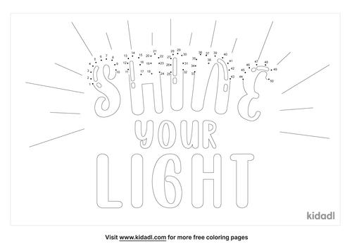 medium-shine-your-light-dot-to-dot