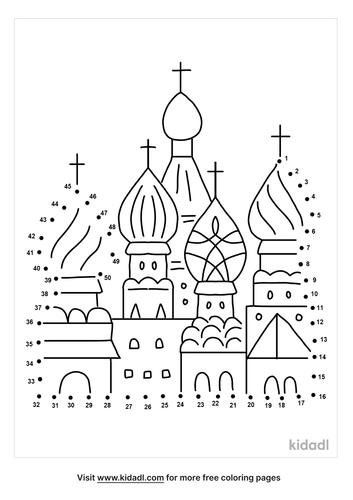 medium-st-basil-cathedral-dot-to-dot