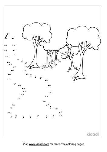 medium-tropical-rainforest-dot-to-dot