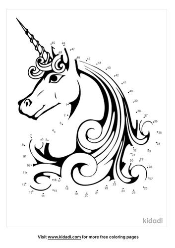 medium-unicorn-head-dot-to-dot