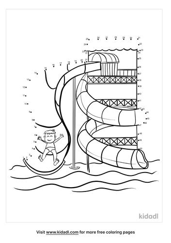 medium-water-park-dot-to-dot
