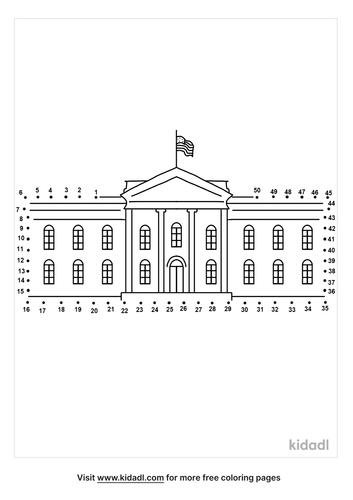 medium-white-house-dot-to-dot