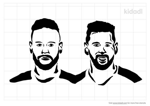 messi-and-neymar-stencil.png