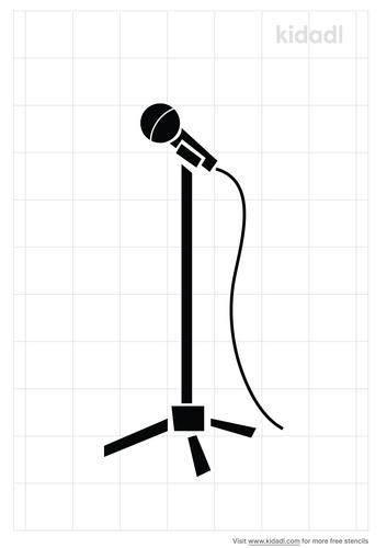 mic-boom-stand-stencil