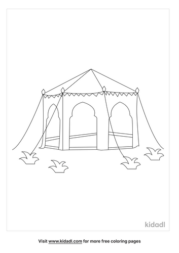 middle-eastern-tent-coloring-page.png