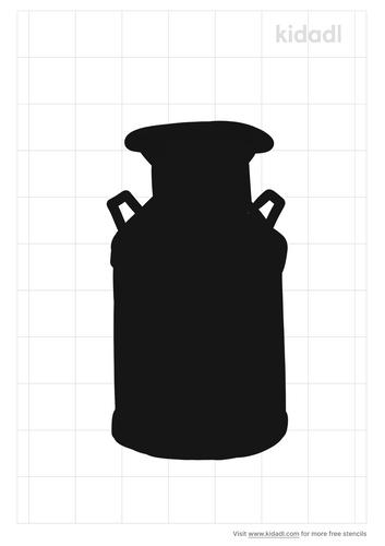 milk-can-stencil
