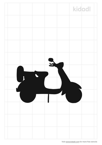 moped-stencil
