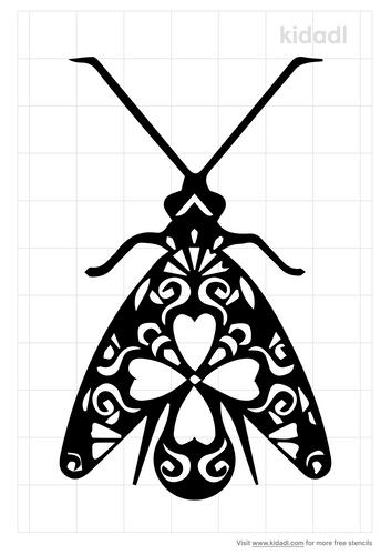 moth-mandala-stencil