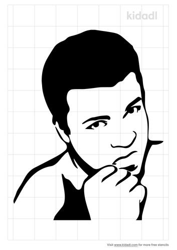 muhammad-ali-face-stencil