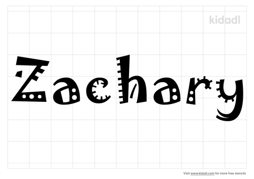 name-zachary-stencil.png