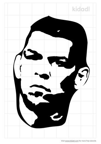 nate-diaz-stencil