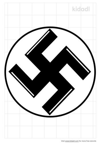 nazi-stencil