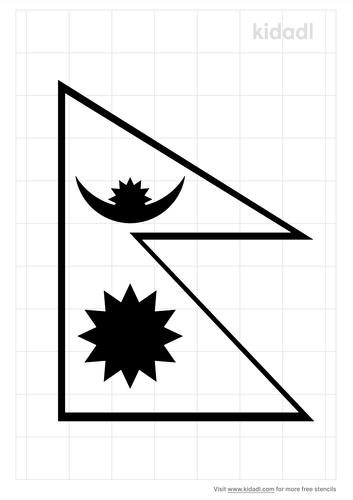 nepal-flag-stencil.png