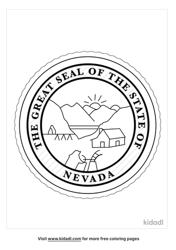 nevada state seal coloring page-lg.png