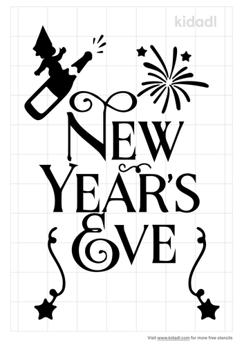 new-years-eve-stencil