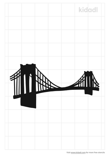 new-york-bridge-stencil