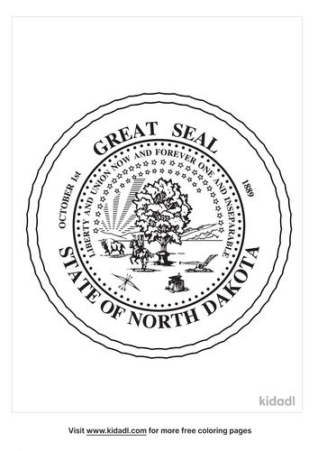 north dakota state seal coloring page-lg.png