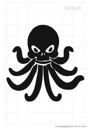 octopus-with-skull-face-very-detailed-stencil.png