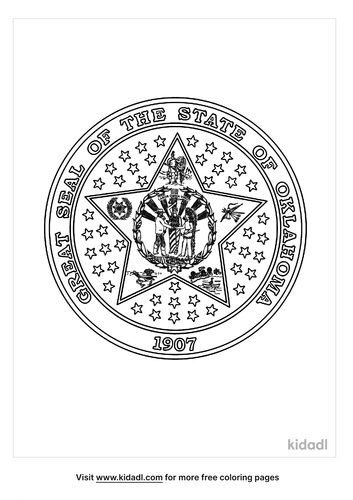 oklahoma state seal coloring page-lg.png