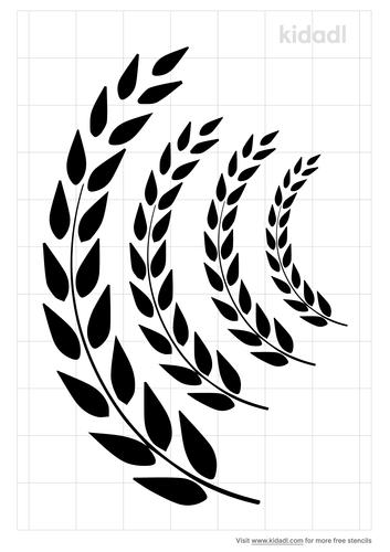 olive-branch-stencil