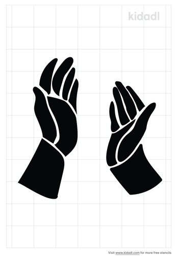 out-reached-hands-stencil
