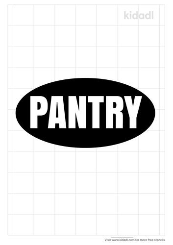 pantry-stencil