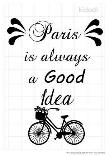 paris-is-always-a-good-idea-stencil