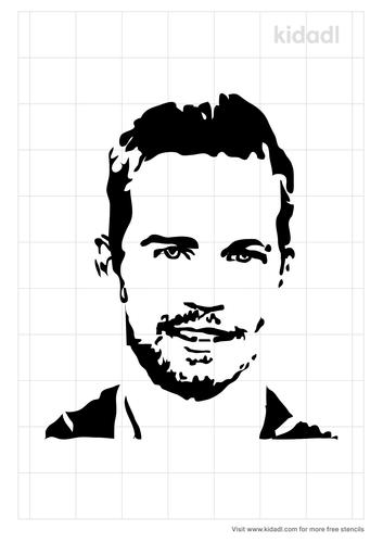 paul-walker-stencil