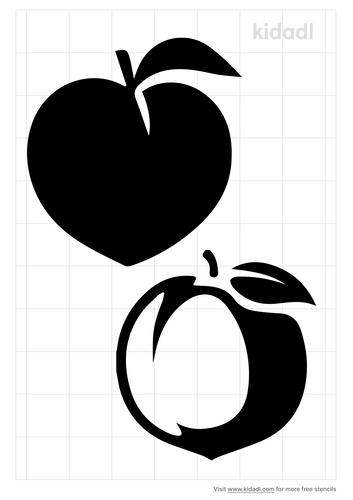 peach-stencil
