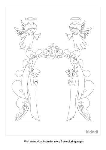 pearly-gates-template-coloring-page