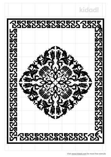 persian-carpet-stencil