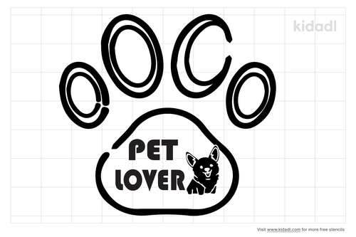 pet-lover-stencil