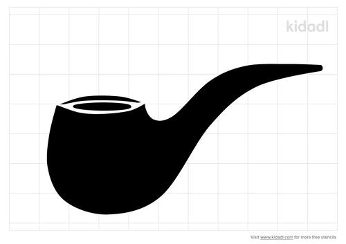 pipe-stencil