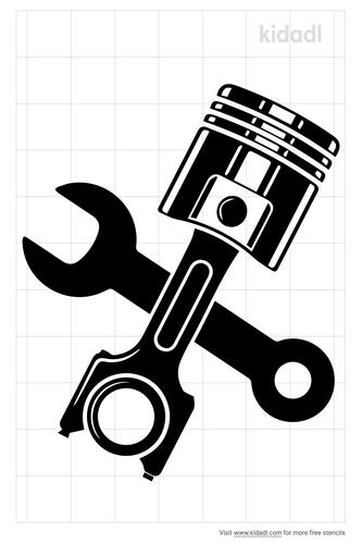 piston-stencil