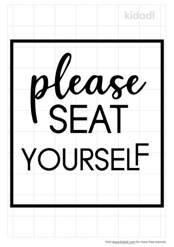 please-seat-yourself-stencil