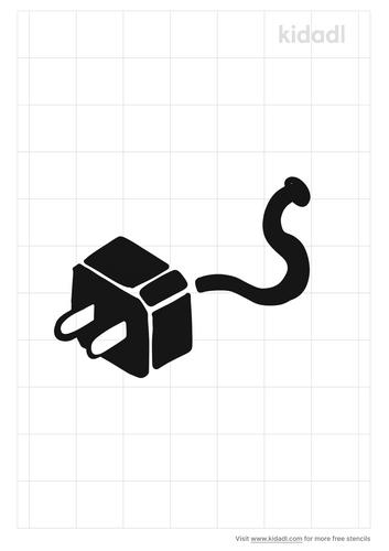 plug-in-stencil