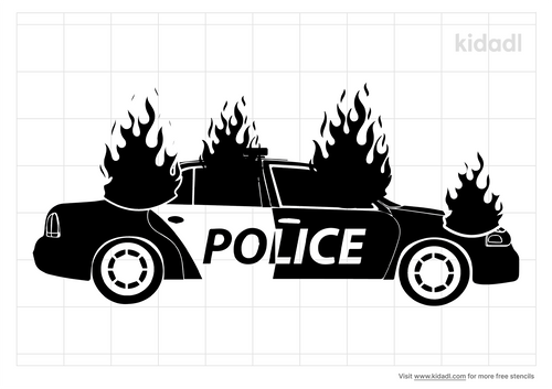 police-car-fire-stencil.png