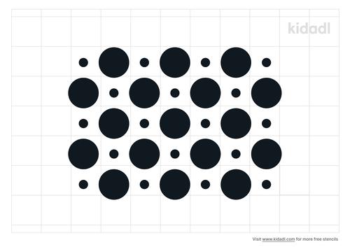 polka-dot-stencil
