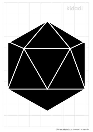 polyhedron-stencil