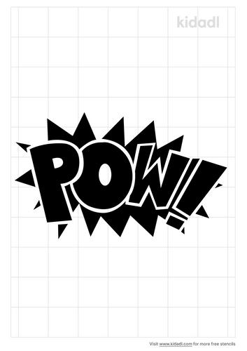 pow-stencil