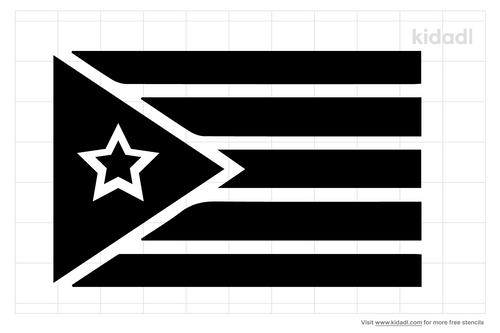puerto-rican-flag-stencils