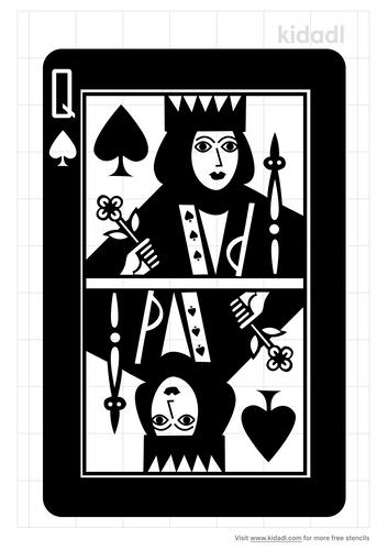 queen-of-spades-stencil