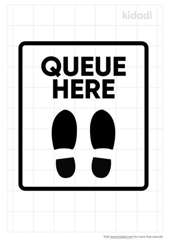 queue-stencil
