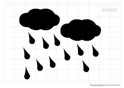 raining-clouds-stencil