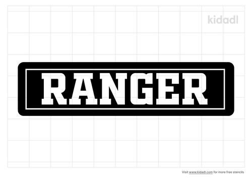ranger-tab-stencil