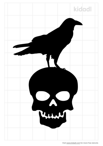 raven-and-skull-stencil.png